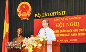 Hội nghị nghiên cứu, quán triệt Nghị quyết Trung ương chín, khoá XI