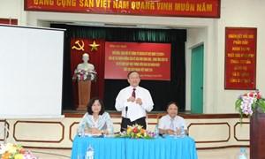 Tổng cục Thuế tổ chức chúc mừng 89 năm ngày Báo chí cách mạng Việt Nam
