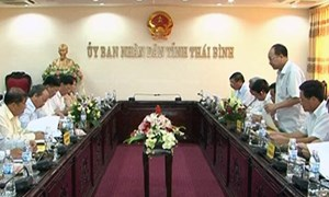 Thái Bình cần triển khai đồng bộ, hiệu quả các biện pháp chống thất thu thuế