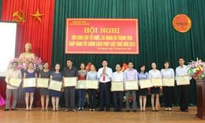 Thái Nguyên: Doanh nghiệp và doanh nhân là chủ thể tạo nguồn thu ngân sách