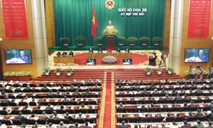 Kỳ họp thứ 7, Quốc hội khóa XIII đã thành công tốt đẹp