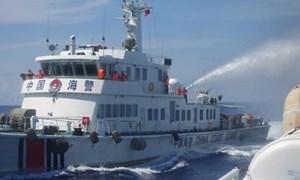 Trung Quốc tiếp tục gây căng thẳng trên Biển Đông
