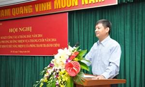 Thanh tra Bộ Tài chính góp phần hoàn thiện cơ chế chính sách tài chính