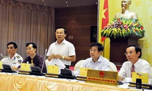 Văn phòng Chính phủ họp báo thường kỳ tháng 6/2014