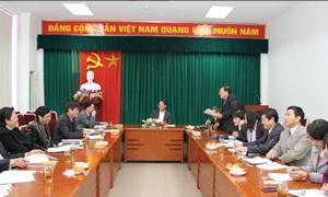 Đảng bộ Bộ Tài chính: Thực hiện hiệu quả nhiệm vụ công tác trọng tâm quý II/2014