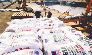 Dự kiến tăng thuế nhập khẩu phân bón lên mức trần WTO