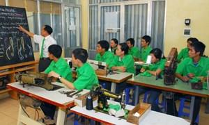 Phụ cấp thâm niên đối với giáo viên trường dạy nghề
