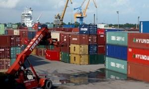 Xử lý hàng tồn đọng tại cảng Hải Phòng