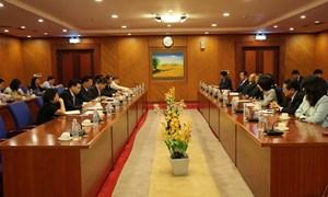 Nâng tầm quan hệ hợp tác chiến lược Việt Nam - Nhật Bản