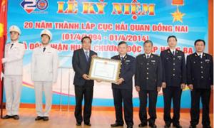 Đảng bộ Cục Hải quan Đồng Nai: Dấu ấn tuổi hai mươi