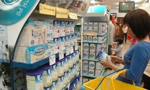 Bình ổn giá sữa: Đã vào guồng