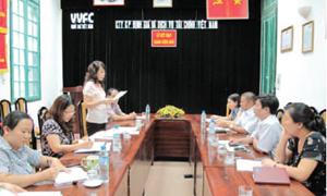 Đảng bộ Bộ Tài chính với việc triển khai công tác kiểm tra, giám sát năm 2014