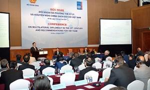 Thủ tướng dự và phát biểu tại Hội nghị