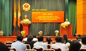 Công tác xây dựng Đảng của Đảng bộ Bộ Tài chính: Những kết quả ấn tượng