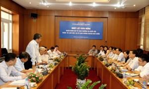 Đoàn Giám sát của Ủy ban thường vụ Quốc hội làm việc với Ủy ban Chứng khoán Nhà nước