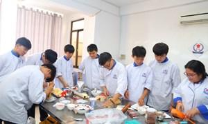 Giải pháp tài chính nâng cao chất lượng đào tạo nghề tại các trường cao đẳng công nghiệp