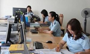 Hoạt động kiểm toán trong kiểm tra sau thông quan