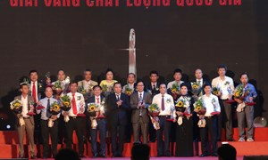 Hỗ trợ doanh nghiệp tham gia giải thưởng chất lượng quốc gia