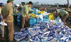 Thu trên 23.000 tỷ đồng từ hoạt động chống buôn lậu