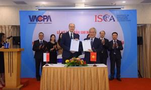 VACPA phát hành sách Chương trình kiểm toán mẫu - Báo cáo tài chính Singapore (bản tiếng Việt)