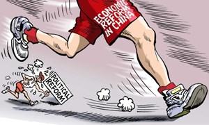 Ung nhọt doanh nghiệp nhà nước Trung Quốc
