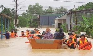 Bộ Tài chính đề nghị tạm cấp bổ sung thêm 670 tỷ đồng để khắc phục hậu quả thiên tai