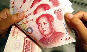Trung Quốc dẫn đầu thế giới về lượng tiền