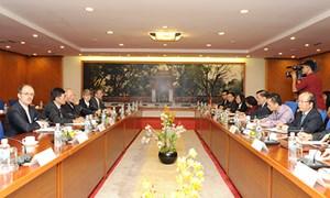 Hợp tác tài chính Việt Nam và CHLB Đức không ngừng phát triển