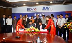 Bảo hiểm Tiền gửi Việt Nam và BIDV ký kết thỏa thuận hợp tác toàn diện