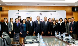 Chuỗi hoạt động bốn bên giữa Bảo hiểm tiền gửi Việt Nam – Lào – Đài Loan – Indonesia