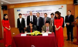 Bảo hiểm tiền gửi Việt Nam và PwC ký kết hợp đồng Xác nhận Hệ thống Công nghệ thông tin độc lập