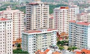 Giá nhà chung cư Hà Nội đã giảm mạnh so với năm 2011