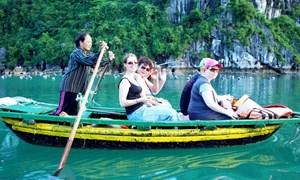 3,2 triệu lượt khách quốc tế đã đến Việt Nam trong quý I/2017