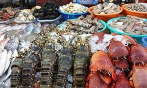 Khung giá tính thuế tài nguyên đối với hải sản tự nhiên