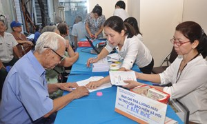 Điều chỉnh lương hưu, trợ cấp bảo hiểm xã hội cho một số đối tượng