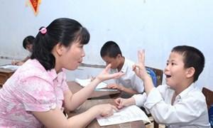 Cách tính phụ cấp trách nhiệm đối với nhà giáo chuyên trách giảng dạy người khuyết tật