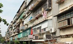 Xem xét ưu đãi thuế đối với hoạt động đầu tư, cải tạo chung cư cũ