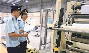 Xử lý thuế đối với các tờ khai xuất khẩu hàng hóa