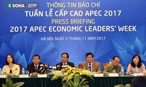 Công tác tổ chức Tuần lễ Cấp cao APEC 2017 đã hoàn tất