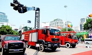 Quà biếu, tặng hỗ trợ công tác phòng cháy chữa cháy có được miễn thuế?