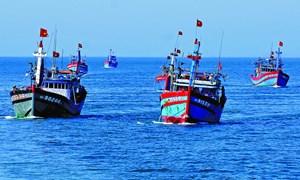 Ưu đãi thuế đối với doanh nghiệp có tàu cá đi khai thác hải sản hợp pháp ở vùng biển các nước