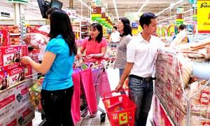 Bán lẻ hàng hóa và doanh thu dịch vụ tiêu dùng 7 tháng đầu năm 2014