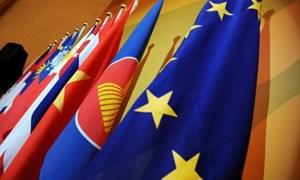 Sáu lĩnh vực then chốt trong hợp tác ASEAN-EU