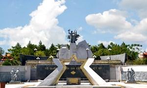 Kết quả thực hiện Dự án nâng cấp xây dựng Nghĩa trang Liệt sỹ Quốc gia Đường 9