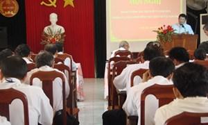 Ngành Thuế tỉnh Đắk Lắk chống thất thu thuế trong kinh doanh cà phê