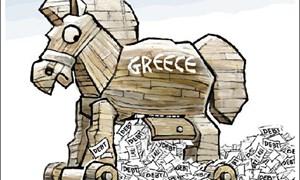 """S&P: Hy Lạp """"vỡ nợ từng phần"""""""