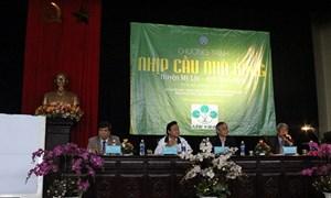 Nam Định mở đầu chương trình