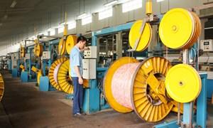 Ngành sản xuất tiếp tục tăng trưởng mạnh