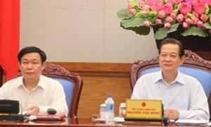 Nội dung báo cáo sơ kết Nghị quyết Trung ương 6 khóa X do Ban Kinh tế Trung ương chuẩn bị rất tôt