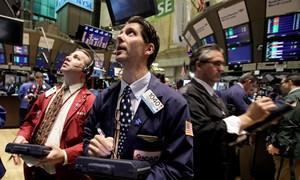 Chứng khoán Mỹ sụt mạnh trước nỗi lo Bắc Triều Tiên và QE3